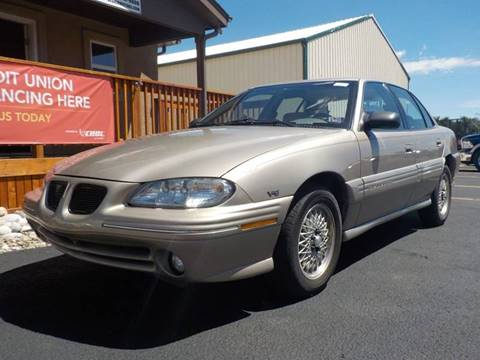 1996 Pontiac Grand Am for sale in Falcon, CO