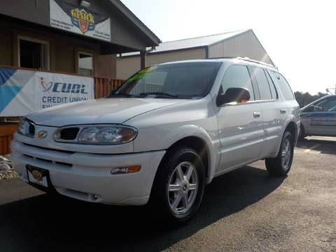 2002 Oldsmobile Bravada for sale in Falcon, CO