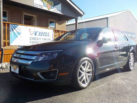 2010 Ford Fusion for sale in Falcon, CO