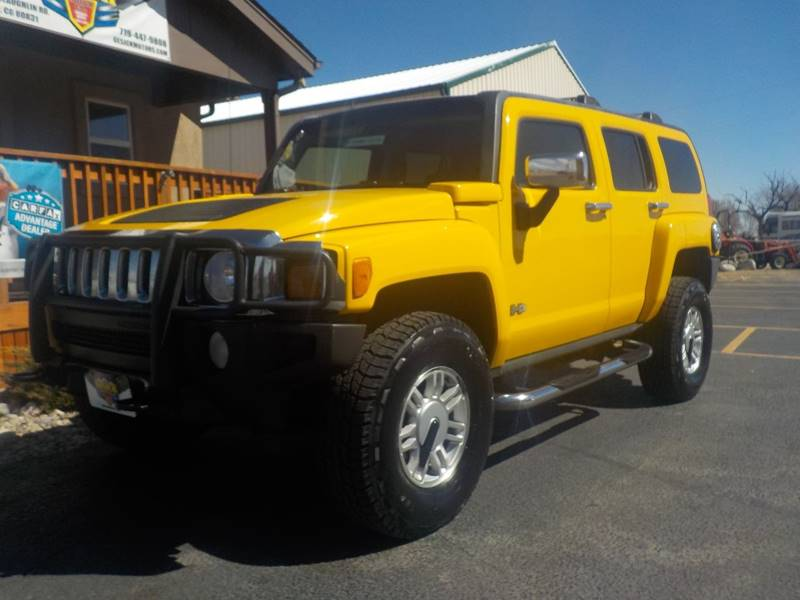 2006 HUMMER H3 In Falcon CO - Gesick Motor Co.