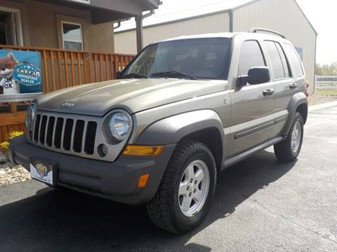 2007 Jeep Liberty for sale in Falcon, CO