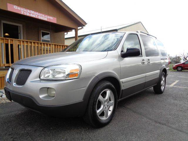 2006 Pontiac Montana Sv6 Awd 4dr Minivan In Falcon Co