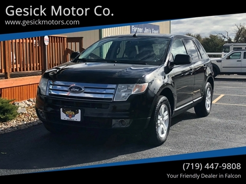 2008 Ford Edge For Sale In Colorado Carsforsale Com 174