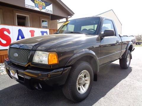 2002 Ford Ranger for sale in Falcon, CO