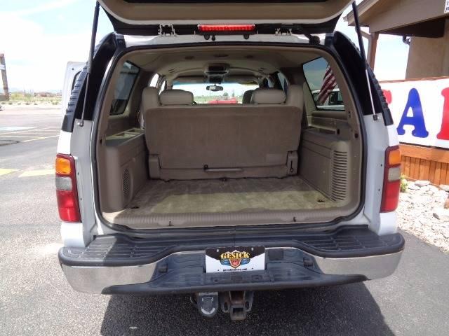 2002 Chevrolet Suburban 4dr 1500 4WD SUV - Falcon CO