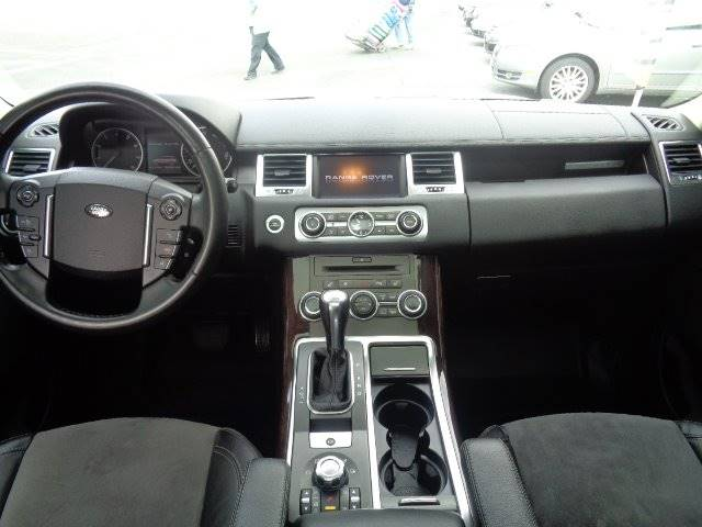 2011 Land Rover Range Rover Sport 4x4 HSE 4dr SUV - Falcon CO