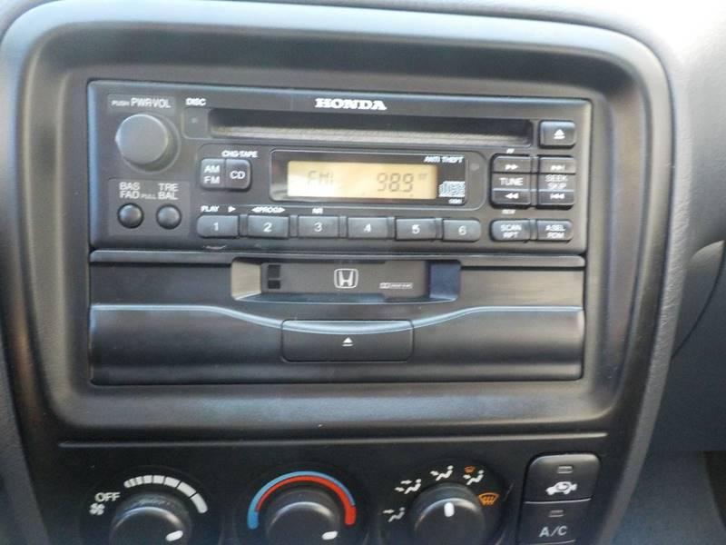 2001 Honda CR-V AWD EX 4dr SUV - Falcon CO
