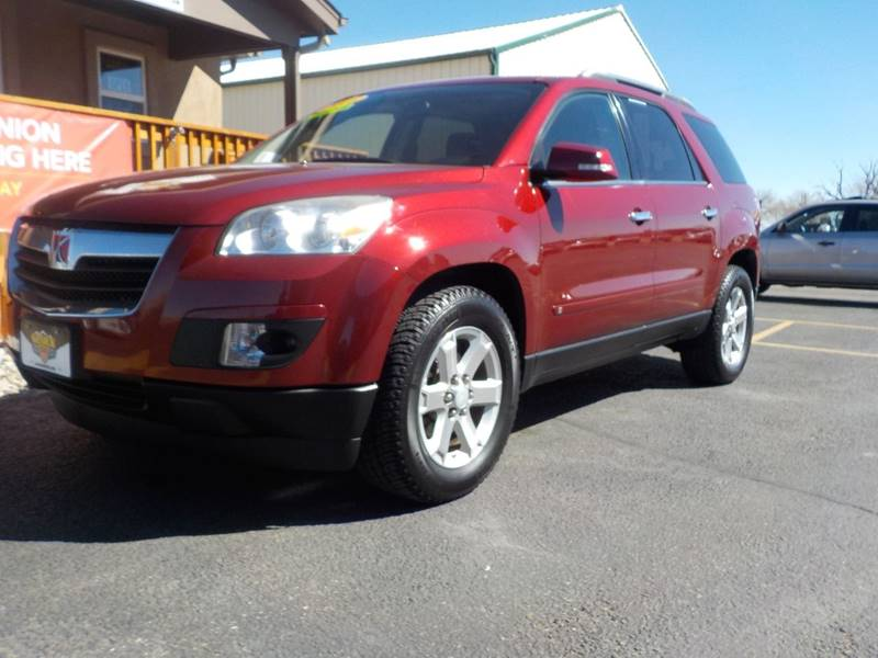 2008 Saturn Outlook AWD XR 4dr SUV - Falcon CO