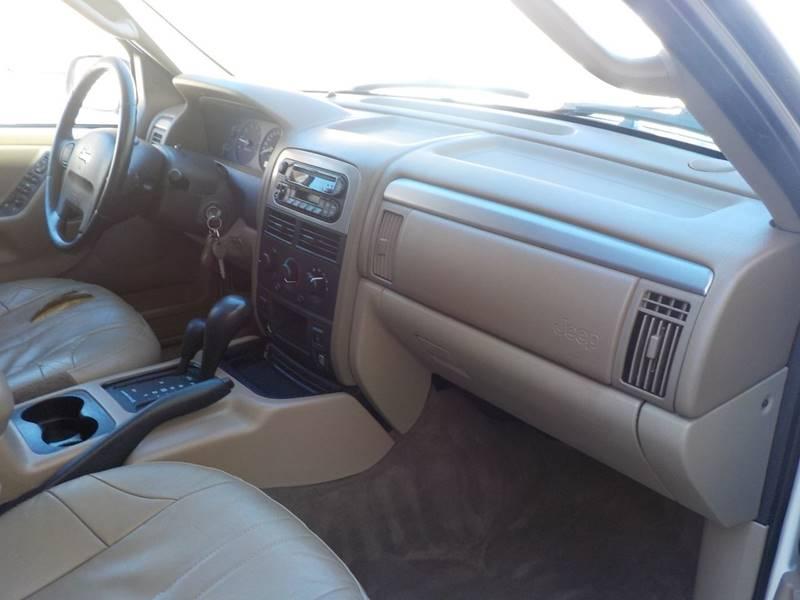 2004 Jeep Grand Cherokee 4dr Laredo 4WD SUV - Falcon CO