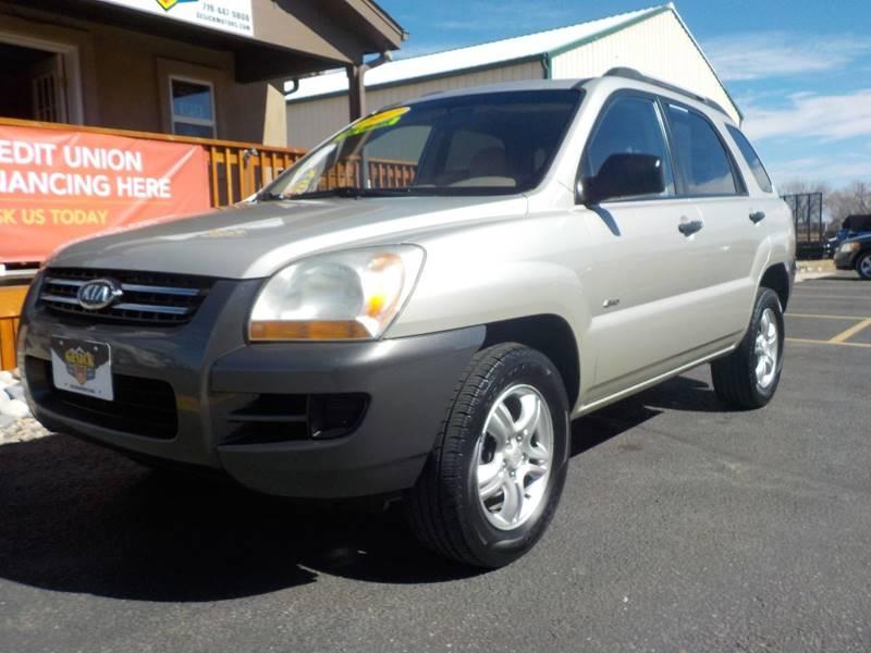 2007 Kia Sportage LX 4dr SUV 4WD (2.7L V6 4A) - Falcon CO
