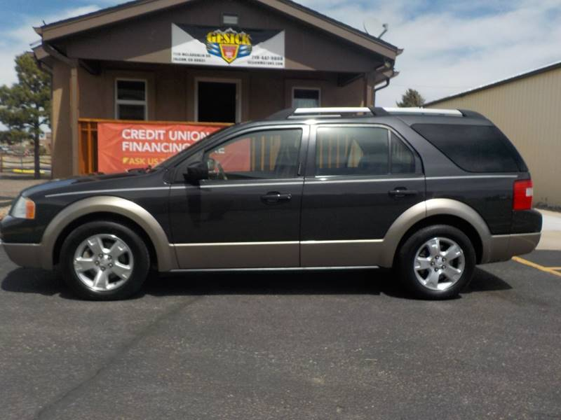 2007 Ford Freestyle AWD SEL 4dr Wagon - Falcon CO
