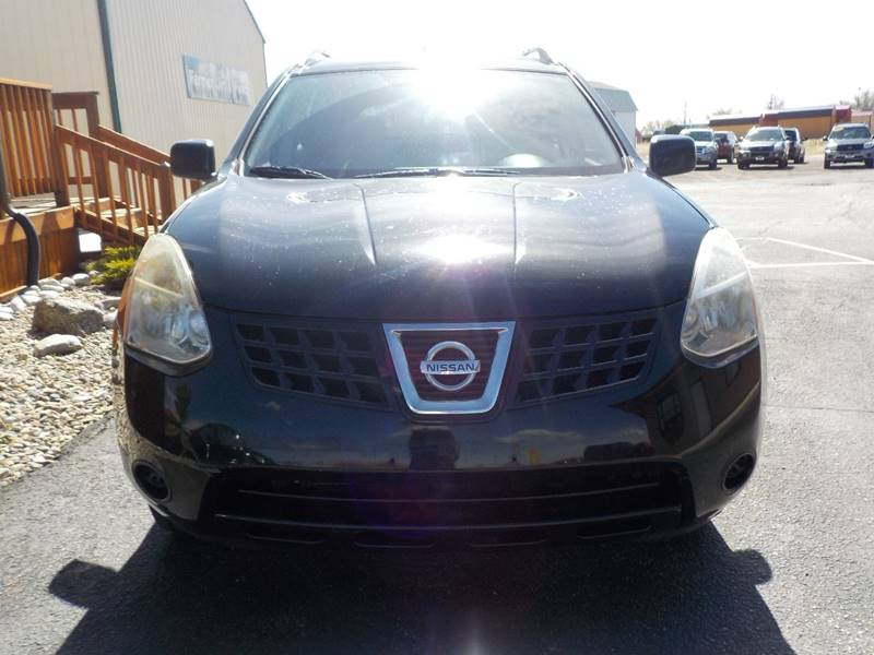 2008 Nissan Rogue AWD S Crossover 4dr - Falcon CO