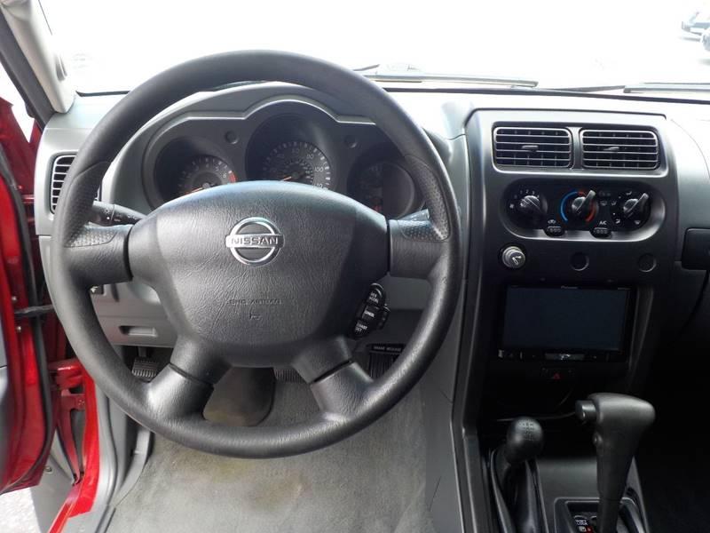 2002 Nissan Xterra XE-V6 4WD 4dr SUV - Falcon CO