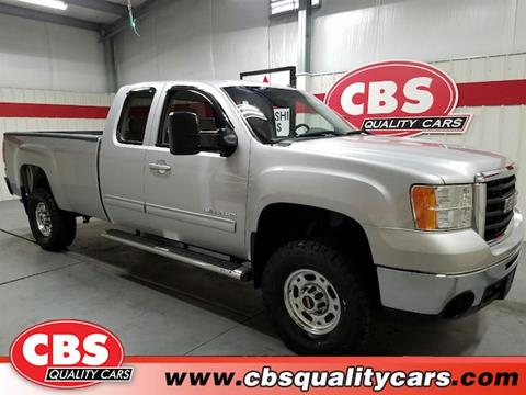 2010 GMC Sierra 2500HD for sale in Durham, NC