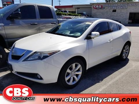 Acura ZDX For Sale Carsforsalecom - Used acura zdx for sale