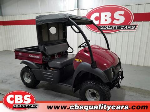 2011 Kawasaki Mule for sale in Durham, NC