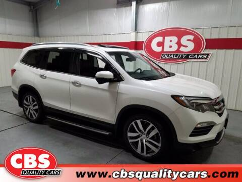 2017 Honda Pilot for sale at CBS Quality Cars in Durham NC