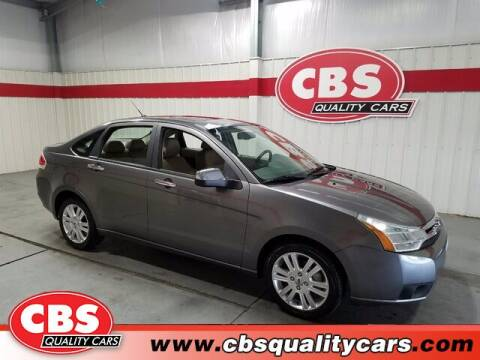 2010 Ford Focus for sale at CBS Quality Cars in Durham NC