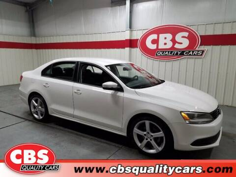 2011 Volkswagen Jetta for sale at CBS Quality Cars in Durham NC