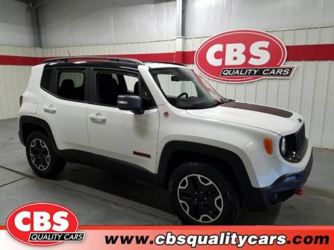 2016 Jeep Renegade for sale at CBS Quality Cars in Durham NC