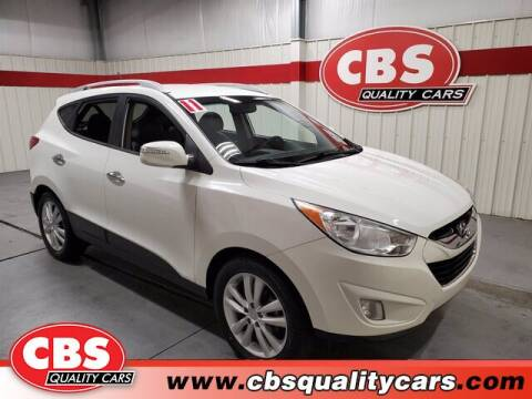 2011 Hyundai Tucson for sale at CBS Quality Cars in Durham NC