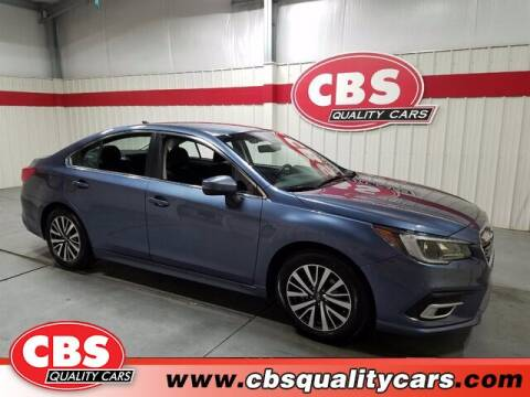 2018 Subaru Legacy for sale at CBS Quality Cars in Durham NC
