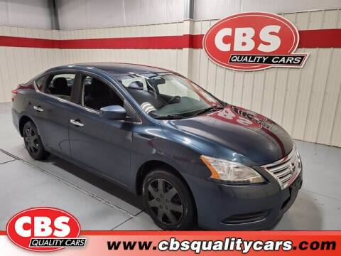 2014 Nissan Sentra for sale at CBS Quality Cars in Durham NC