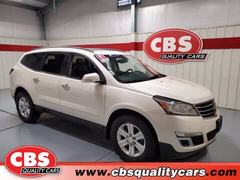 2014 Chevrolet Traverse for sale at CBS Quality Cars in Durham NC