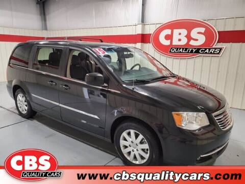 2015 Chrysler Town and Country for sale at CBS Quality Cars in Durham NC