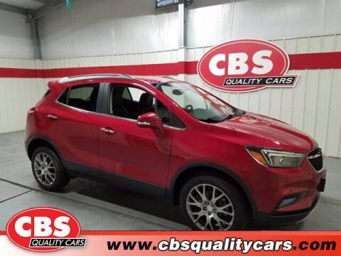 2017 Buick Encore for sale at CBS Quality Cars in Durham NC