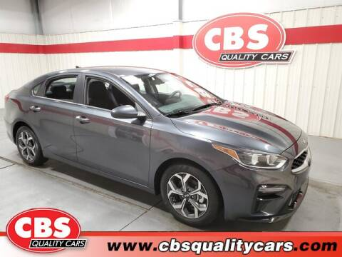 2019 Kia Forte for sale at CBS Quality Cars in Durham NC