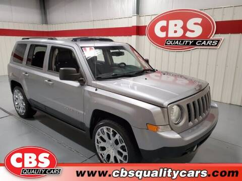 2014 Jeep Patriot for sale at CBS Quality Cars in Durham NC