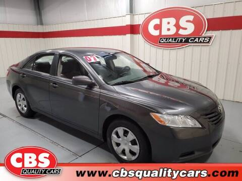 2007 Toyota Camry for sale at CBS Quality Cars in Durham NC
