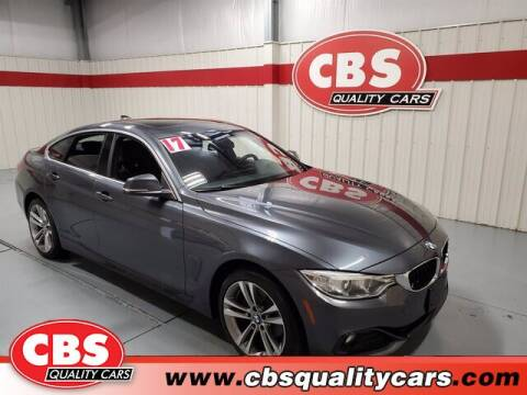2017 BMW 4 Series for sale at CBS Quality Cars in Durham NC