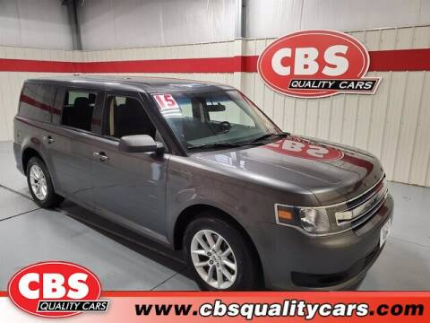 2015 Ford Flex for sale at CBS Quality Cars in Durham NC