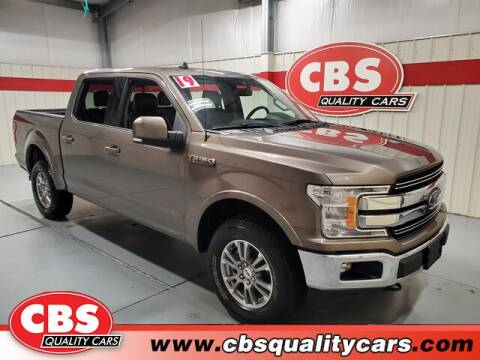 2019 Ford F-150 for sale at CBS Quality Cars in Durham NC