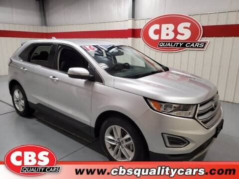 2016 Ford Edge for sale at CBS Quality Cars in Durham NC
