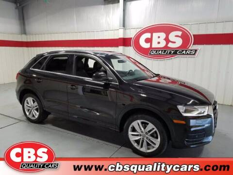 2016 Audi Q3 for sale at CBS Quality Cars in Durham NC