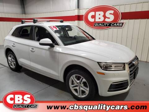 2019 Audi Q5 for sale at CBS Quality Cars in Durham NC