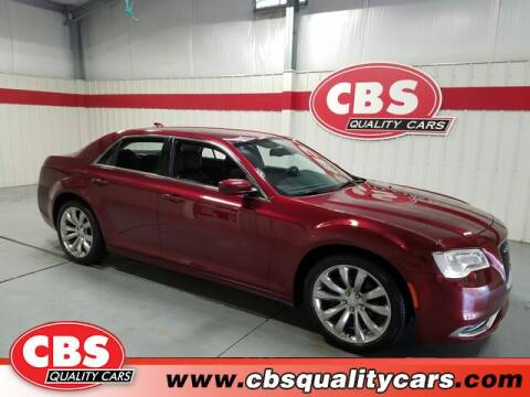 2018 Chrysler 300 for sale at CBS Quality Cars in Durham NC