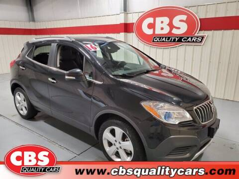 2016 Buick Encore for sale at CBS Quality Cars in Durham NC