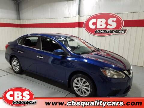 2018 Nissan Sentra for sale at CBS Quality Cars in Durham NC
