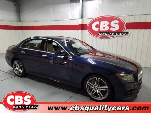 2017 Mercedes-Benz E-Class for sale at CBS Quality Cars in Durham NC