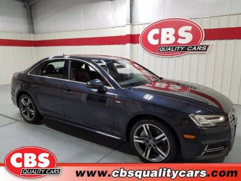 2017 Audi A4 for sale at CBS Quality Cars in Durham NC