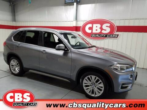 2017 BMW X5 for sale at CBS Quality Cars in Durham NC