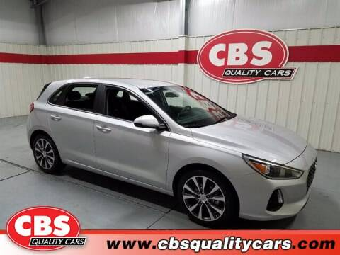 2019 Hyundai Elantra GT for sale at CBS Quality Cars in Durham NC