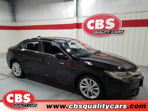 2017 Acura ILX for sale at CBS Quality Cars in Durham NC