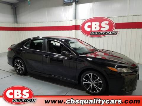 2019 Toyota Camry for sale at CBS Quality Cars in Durham NC