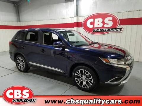 2017 Mitsubishi Outlander for sale at CBS Quality Cars in Durham NC