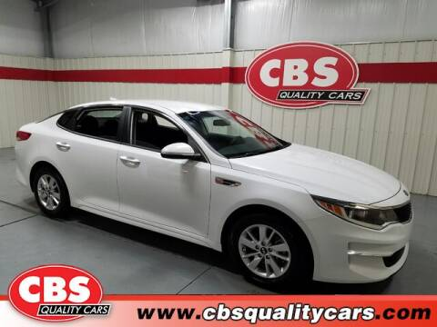 2018 Kia Optima for sale at CBS Quality Cars in Durham NC